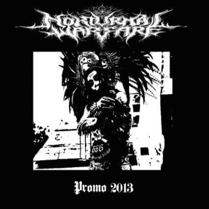 Nokturnal Warfare - Promo 2013 cover art
