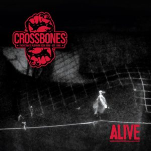 Crossbones - Alive cover art