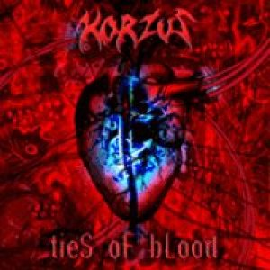 Korzus - Ties of Blood cover art
