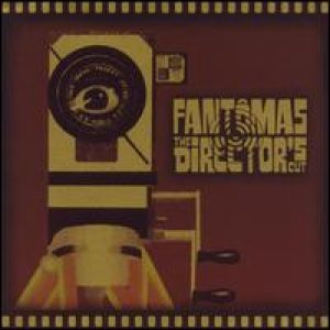 Fantomas - The Director's Cut cover art