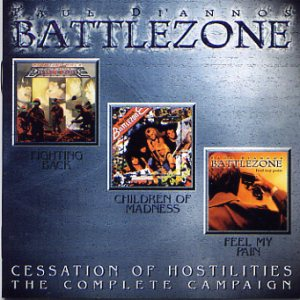 Battlezone - Cessation of Hostilities cover art
