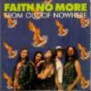 Faith No More - From Out of Nowhere cover art
