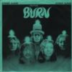 Deep Purple - Burn cover art