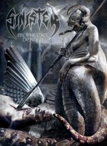 Sinister - Prophecies Denied cover art