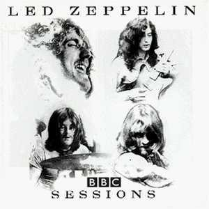 Led Zeppelin - BBC Sessions cover art