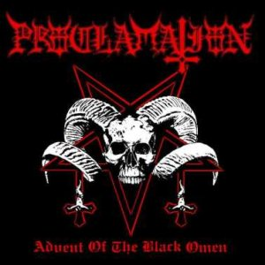 Proclamation - Advent of the Black Omen cover art