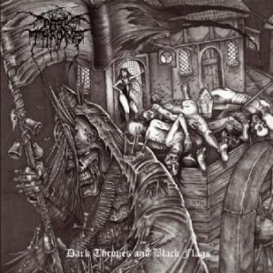 Darkthrone - Dark Thrones and Black Flags cover art