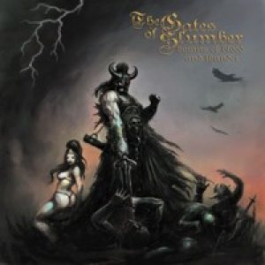 The Gates Of Slumber - Hymns of Blood and Thunder cover art