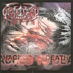 Decapitated - Hacked to Death cover art