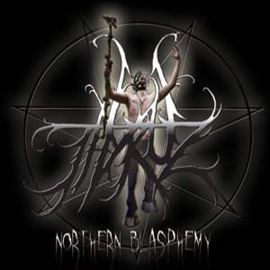 Thyruz - Northern Blasphemy cover art
