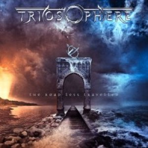 Triosphere - The Road Less Travelled cover art