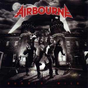 Airbourne - Runnin' Wild cover art