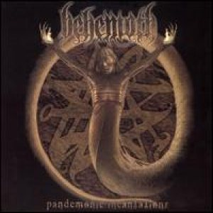 Behemoth - Pandemonic Incantations cover art