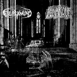 Monarque - Monarque / Blackwind cover art