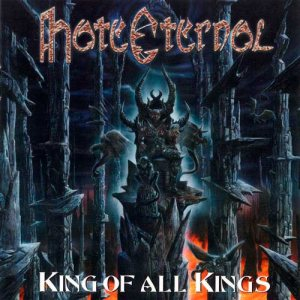 Hate Eternal - King of All Kings cover art