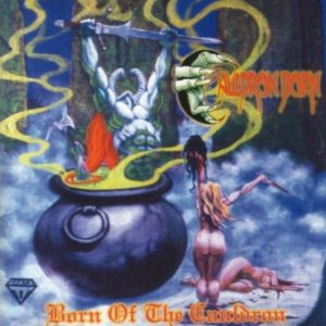 Cauldron Born - Born of the Cauldron cover art