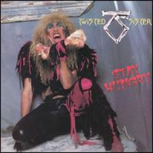 Twisted Sister - Stay Hungry cover art