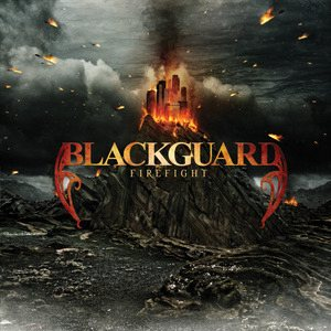Blackguard - Firefight cover art