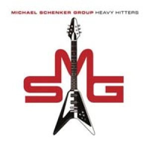 Michael Schenker Group - Heavy Hitters cover art