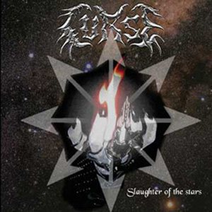 Curse - Slaughter of the Stars cover art