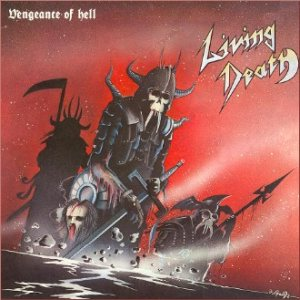 Living Death - Vengeance of Hell cover art