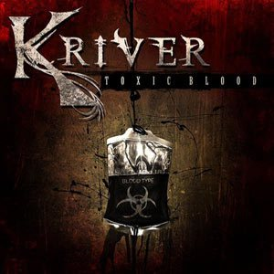 Kriver - Toxic Blood cover art