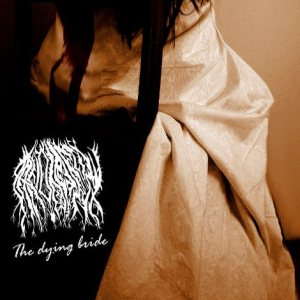 Cruor Deum - The dying bride cover art