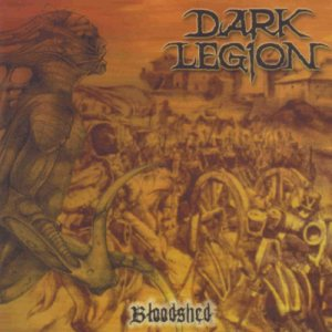 Dark Legion - Bloodshed cover art