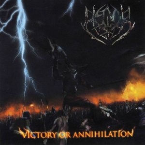 Hedor - Victory or Annihilation cover art
