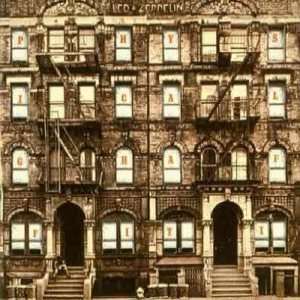 Led Zeppelin - Physical Graffiti cover art