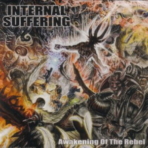 Internal Suffering - Awakening of the Rebel cover art