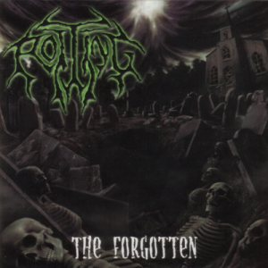 Rotting - The Forgotten cover art