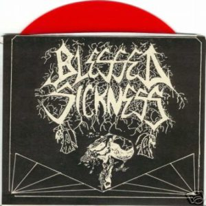 Blessed Sickness - Blessed Sickness cover art