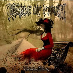 Cradle of Filth - Evermore Darkly cover art