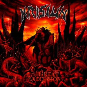 Krisiun - The Great Execution cover art