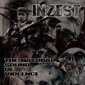 Inzest - The Natural Sound of Violence cover art