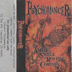 Psychomancer - Psychomancer cover art