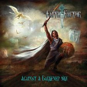 Faith Factor - Against a Darkened Sky cover art