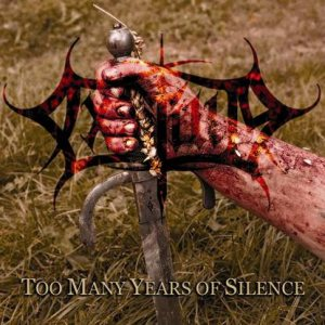 Exsilium - Too Many Years of Silence cover art