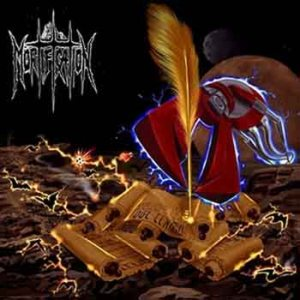 Mortification - Scribe of the Pentateuch cover art