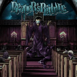 Reapers Riddle - Selftitled - Demo L.P cover art