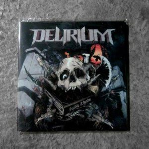Delirium - Deadly Rhythm cover art