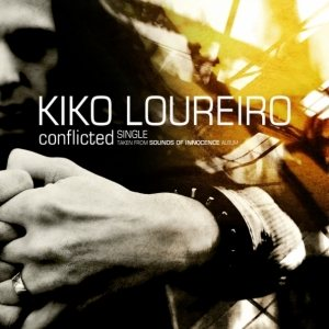 Kiko Loureiro - Conflicted cover art