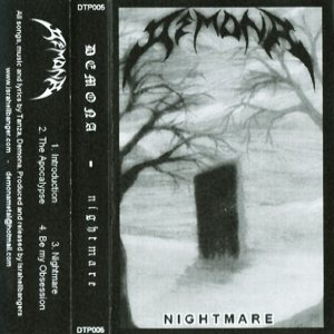 Demona - Nightmare cover art