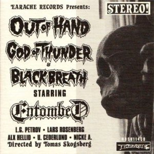 Entombed - Out of Hand cover art