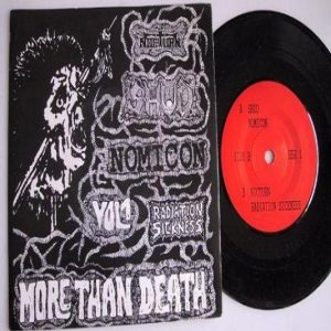 Nocturn - More Than Death - Volume I cover art
