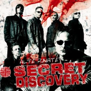 Secret Discovery - Alternate cover art