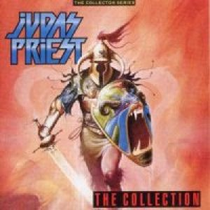 Judas Priest - The Collection cover art