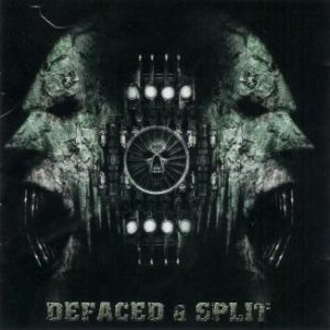 Infinite Hate Project - Defaced & Split cover art
