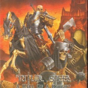 Ritual Steel - A Hell of a Knight cover art